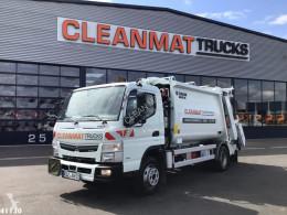 Fuso Canter 9C18 Zoeller 7m3 camion de colectare a deşeurilor menajere second-hand