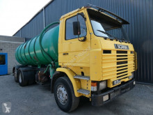Camion laveuse Scania R