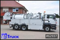 MAN TGA 26.430, Kanalreiniger, Müller, Uraca camion hydrocureur occasion