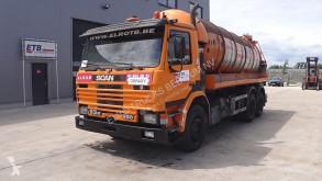Scania L camion hydrocureur occasion