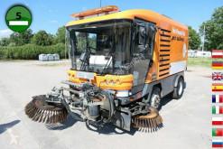 RAVO 560 KLIMA KOMMUNAL Rechtslenker EURO-5 SFZ camión barredora usado