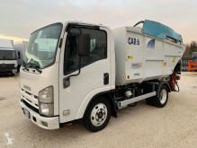 Camión volquete para residuos domésticos Isuzu L35 N1R-85A