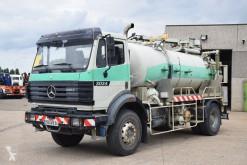 Camion hydrocureur Mercedes 2024