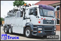 MAN Druck- und Saugwagen TGA 26.430,Rohrreiniger, FUNK, Mueller Umwelttechnik