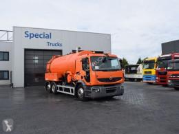 Camion hydrocureur Renault Premium 320
