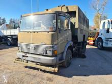 Fiat 115.17 camion balayeuse occasion