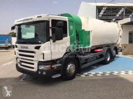 Scania P 280 camion de colectare a deşeurilor menajere second-hand