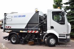 Renault Midlum 220.12 SWEEPER SCHMIDT SK500 *2009* camión barredora usado