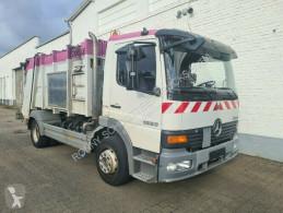Maquinaria vial camión volquete para residuos domésticos Mercedes Atego 1223 L 4x2 1223 L 4x2, Zöller ASF Mini, 8 cbm, Zöller-Schüttung