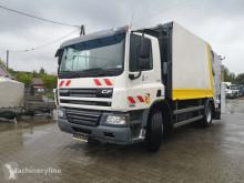 آلة لصيانة الطرق شاحنة قلابة للنفايات المنزلية DAF CF 75 250 Euro V garbage truck mullwagen