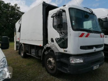 Renault 270 DCI camión volquete para residuos domésticos usado