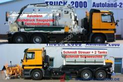 Mercedes Druck- und Saugwagen Actros 2531 Assmann HD Saug+Spülen+Winterdienst