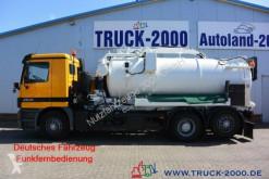 Mercedes Actros 2531 Assmann Hochdruck Saugen und Spülen used sewer cleaner truck