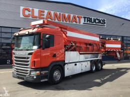 Camión limpia fosas Scania G 440