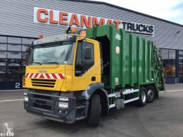 Iveco Stralis camión volquete para residuos domésticos usado