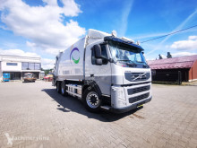 Volvo FM420 used waste collection truck
