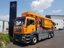 Camion-cisternă MAN TGA TGA 26.440 L Kroll 10.300 Ltr. Vacustar WR 2500L