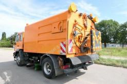 آلة لصيانة الطرق MAN LE 1608 KOMMUNAL KROLL-Aufbau SFZ - Rechtslenker شاحنة مكنسة مستعمل