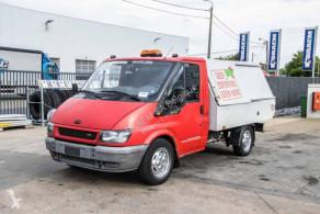 Ford Transit camión volquete para residuos domésticos usado