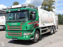 Scania P 360 camión volquete para residuos domésticos usado
