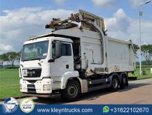 MAN TGS 26.320 camion de colectare a deşeurilor menajere second-hand