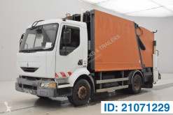 Renault Midlum 220 DCI camion de colectare a deşeurilor menajere second-hand