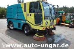 Bucher Schoerling CityCat CC 5000 4-Rad-Lenkung Hochentleerung EURO V camión barredora usado
