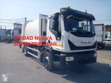 آلة لصيانة الطرق Iveco Eurocargo ML 160 E 28 P شاحنة قلابة للنفايات المنزلية جديد
