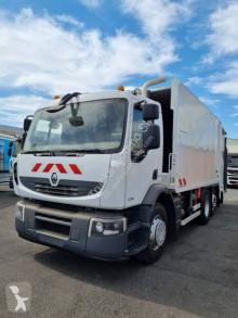Maquinaria vial camión volquete para residuos domésticos Renault