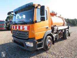 Mercedes-Benz Atego 1221 4x2 Euro 6 DSU 5.000 l. camião limpa fossas usado