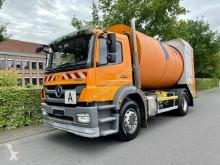 Mercedes Axor Axor 1833 AXOR 1833 L Müllwagen FAUN ROTCPRESS 5 camión volquete para residuos domésticos usado