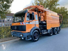 Mercedes sewer cleaner truck SK 3235 L 8x2 Top !!!