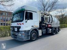Mercedes Actros Actros 2541 6X2 Lenk+Liftachse/ADR/14000 Liter camión limpia fosas usado