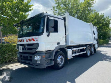 Maquinaria vial Mercedes Actros Actros 2532 6x2 Müllwagen 1 Hand D-Fzg camión volquete para residuos domésticos usado