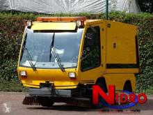 Maquinaria vial camión barredora Tennant A 80 KEHRMASCHINE, SWEEPER, BALAYEUSE