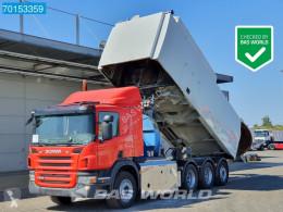 Scania Druck- und Saugwagen P 380