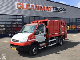 آلة لصيانة الطرق Iveco 70C14 CNG Geesink mini 5m³ شاحنة قلابة للنفايات المنزلية مستعمل