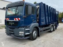 MAN TGS 26.320 camión volquete para residuos domésticos usado