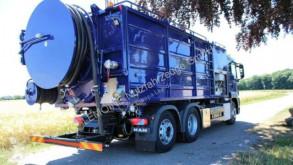 MAN TGA TGA 26.440 6x2 Simon & Moos KSA Fettaufbau camion autospurgo usato