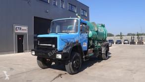 آلة لصيانة الطرق شاحنة ضخّ مائي Iveco Magirus