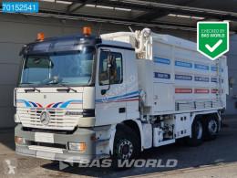 Mercedes Actros 2531 camión limpia fosas usado