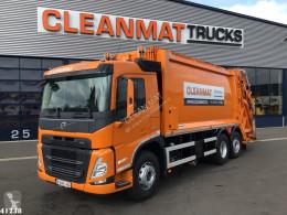 Maquinaria vial camión volquete para residuos domésticos Volvo FM 340