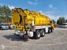 Volvo FL10 8x4 WUKO KROLL KOMBI DO CZYSZCZENIA KANAŁÓW camion-cisternă second-hand