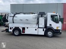 Renault Midlum 220 DCI camión limpia fosas usado