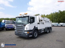 Scania P 420 LB camión limpia fosas usado