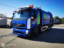 Maquinaria vial Volvo FE 280 garbage truck mullwagen camión volquete para residuos domésticos usado