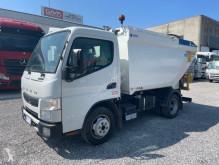 Mitsubishi Canter camión volquete para residuos domésticos usado
