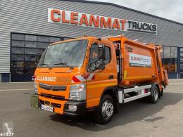 Camión volquete para residuos domésticos Fuso Canter 9C18 Zoeller 7m³