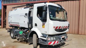 Renault Midlum 220 DXI camión barredora usado