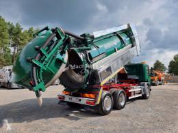 Kaiser SCANIA WUKO EUR-MARK ADR DO CZYSZCZENIA KANAŁÓW camión limpia fosas usado